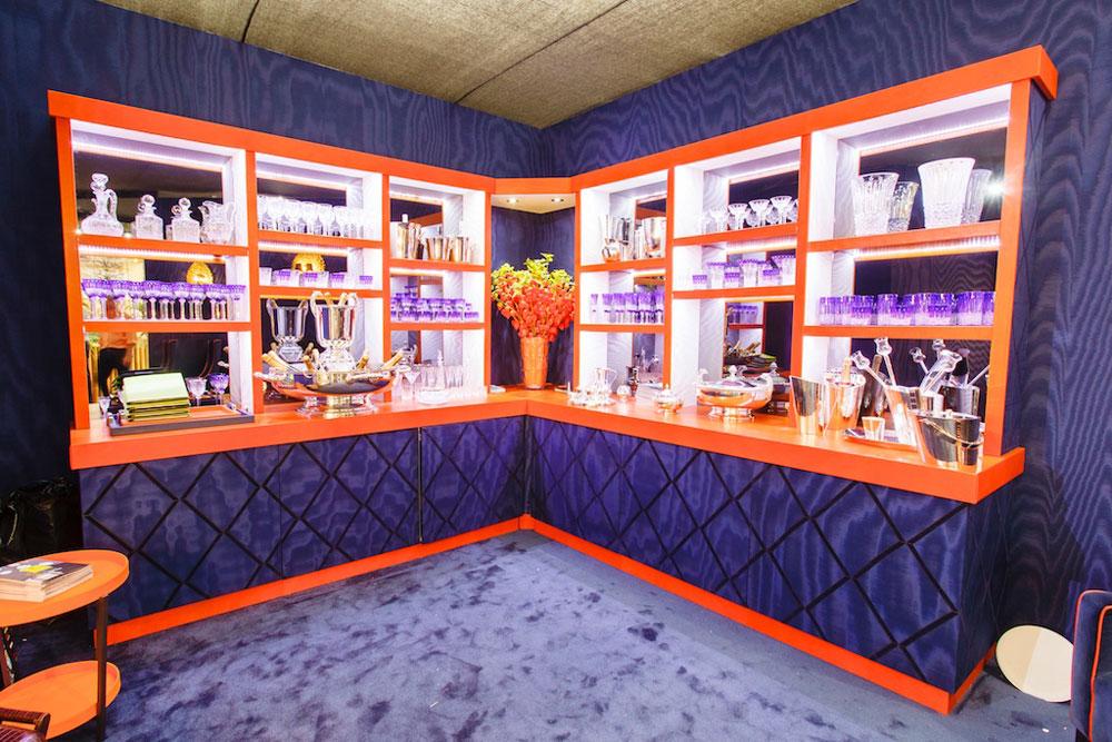 Decorex stand and bespoke display units