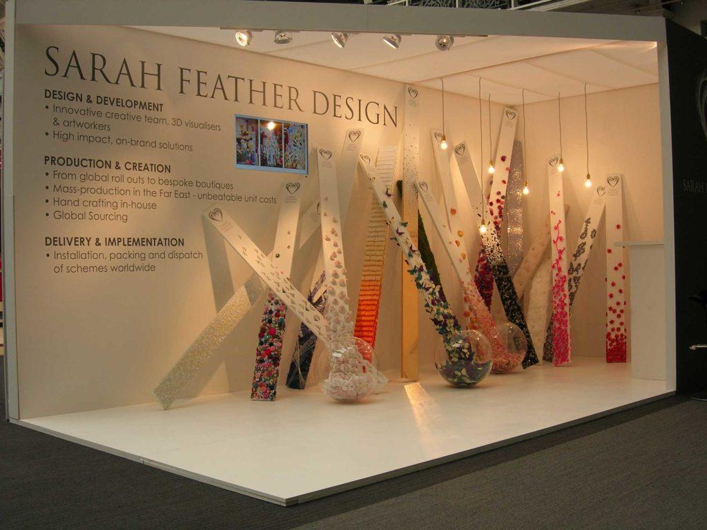 Design centre - full stand