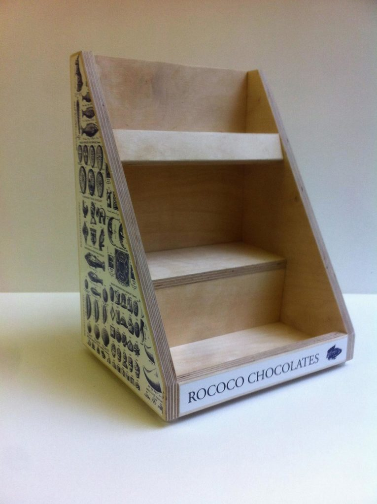Rococo - Display Unit roll out