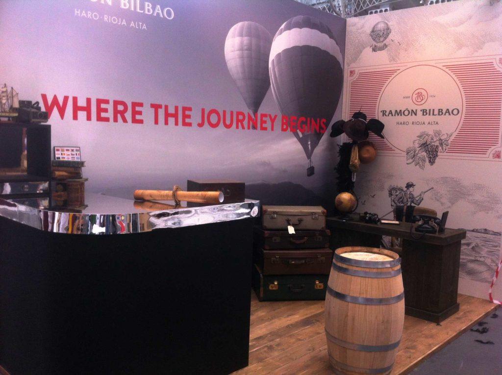 London Wine Week Ramon Bilbao